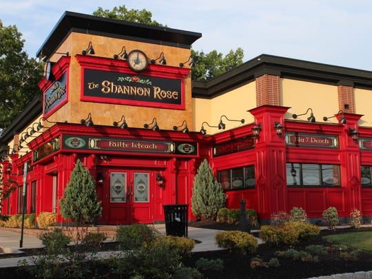 Exterior of The Shannon Rose in Ramsey.