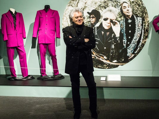 "Marty Stuart brings ""Hillbilly Rock"" to Graceland"