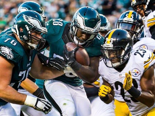 Philadelphia Eagles vs Pittsburgh Steelers