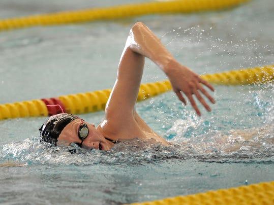 INI Swimmer Bilquist file practice action