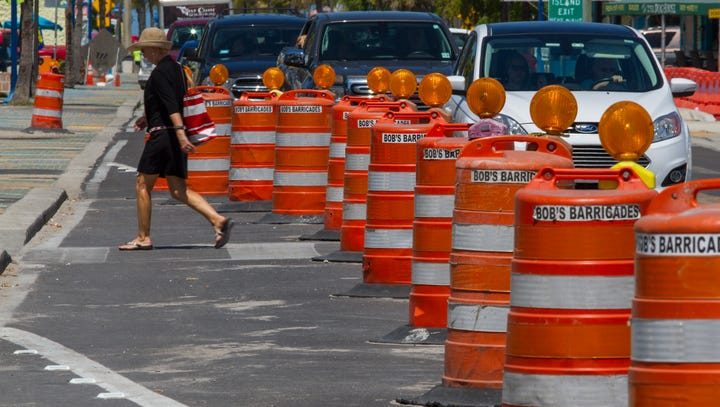Cost of county road projects rising