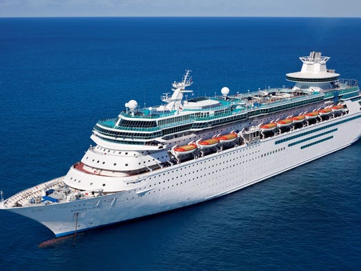 Royal Caribbean To Say Goodbye To Majesty Of The Seas - Cruise ship gas mileage