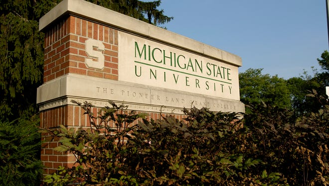 An item found on a stairwell door handle in a Michigan State University residence hall and initially believed to be a noose was, in fact, a shoelace, MSU police say.