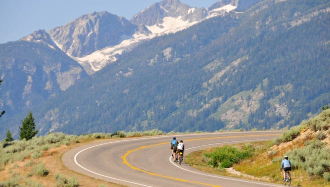 Trek Travel trips take bicyclists to the mountains of Norway, U.S. national parks and many other destinations.