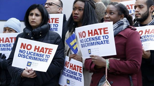 For LGBTQ people of color, discrimination more frequent, harmful