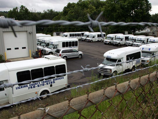 Licking County Transit has the buses and a plan to enhance service to residents, but needs funding and drivers.