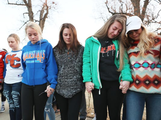 USP NEWS: MARSHALL COUNTY HIGH SCHOOL SHOOTING A KY