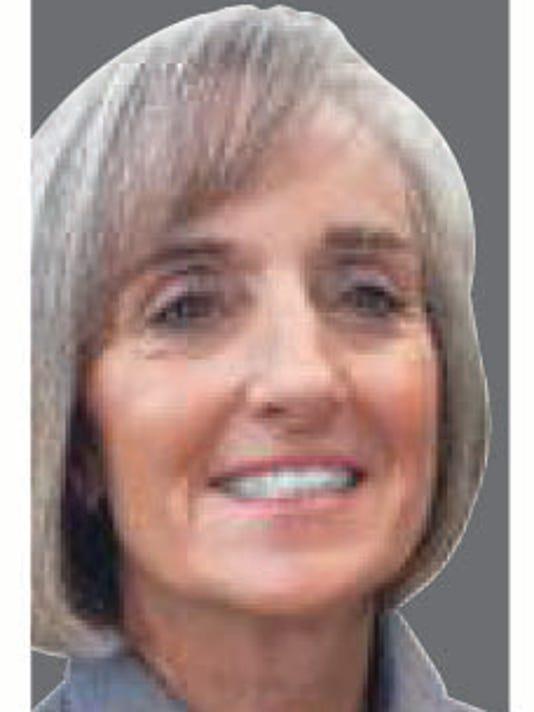 Kathleen Norton, columnist, Boomer Gal