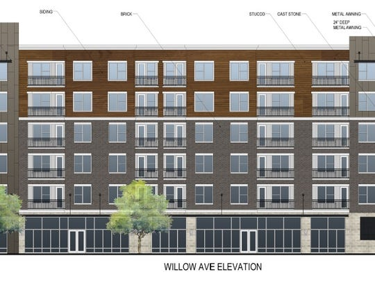 Stockyard Lofts renderings.