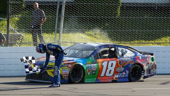 USP NASCAR: OVERTON'S 400 S CAR USA PA
