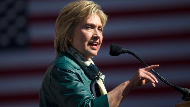 During an appearance Friday on MSNBC, Democratic presidential front-runner Hillary Clinton was asked by interviewer Rachel Maddow whether she had new ideas on how to solve patient-care and scheduling problems at the Department of Veterans Affairs.