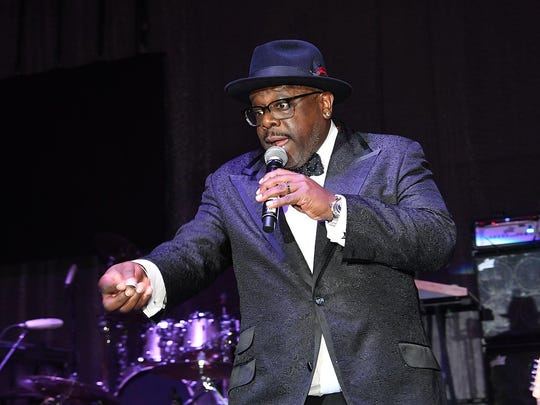 """Detroit is a town that recognizes live performances,"" says Cedric The Entertainer."