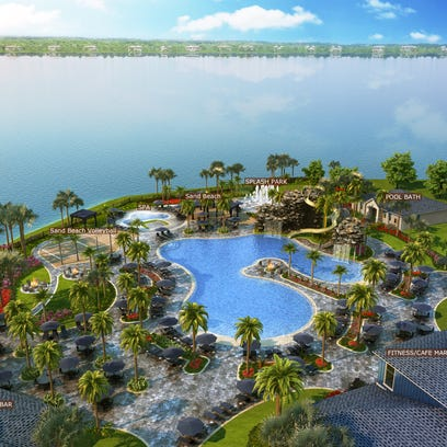 The Place at Corkscrew boasts amenities for all ages, latest technology