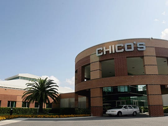 Chico's headquarters in Fort Myers. (Jakob Schiller/File photo)