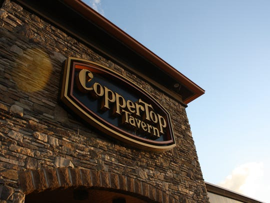 CopperTop Tavern opened in May of 2016.