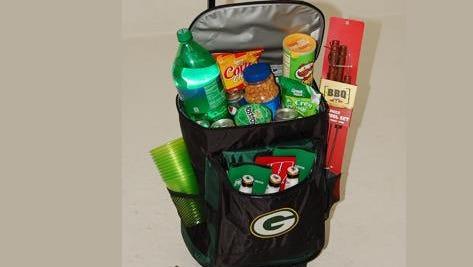 Rolling Packer Cooler