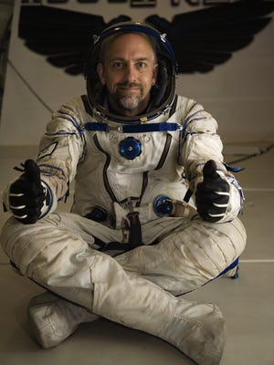 Richard Garriott's adventures have taken him from space to the wreckage of the Titanic.