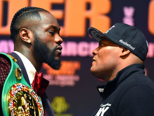 Deontay-and-Ortiz-face off