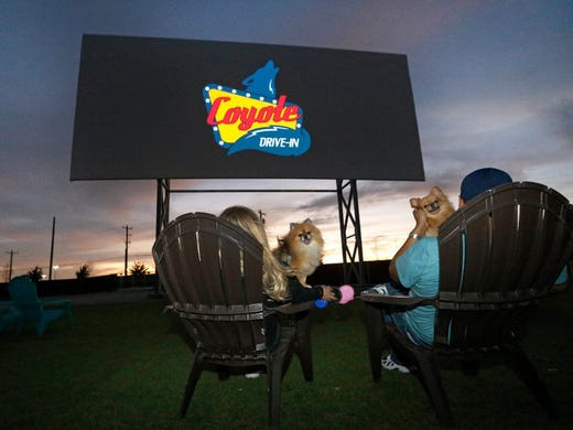 drive in movie theater okc