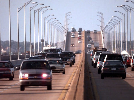 Pensacola Bay Bridge 1