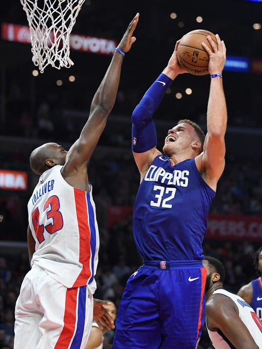Blake Griffin, Anthony Tolliver