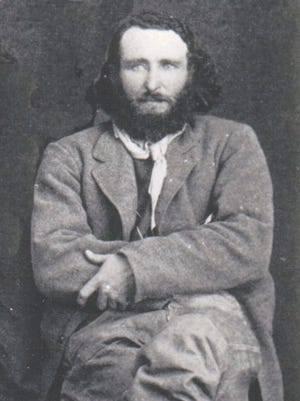 Prospector Edward Schieffelin founded Tombstone. He discovered a huge vein of silver that created a boomtown almost overnight.