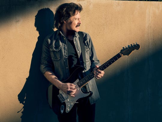 Tom Johnston of the Doobie Brothers