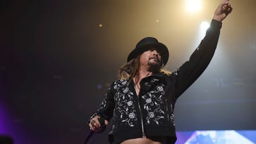 Kid Rock: Show 2 at Little Caesars Arena sticks to the script
