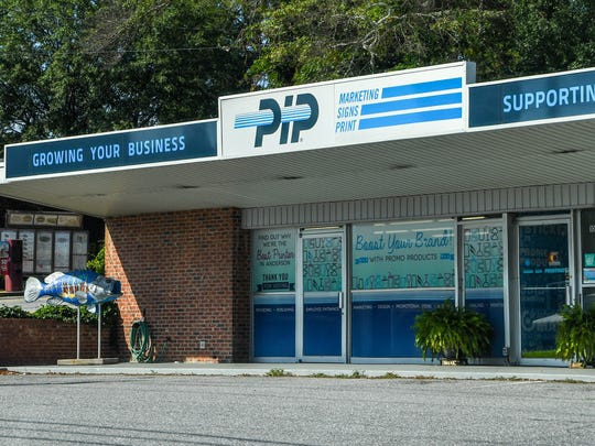 Best of Your Hometown services. Best printing services PIP on Fant Street in Anderson.