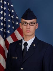 U.S. Air ForceAirman Joshua C. Hilliard