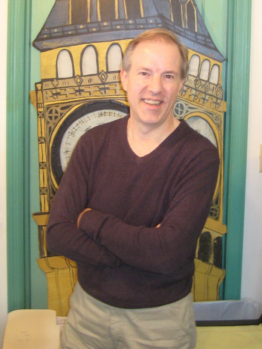 Larry Frenock is the producing artistic director at Gretna Theatre.
