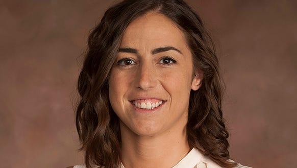 FDU-Florham women's basketball coach Melissa Brooks