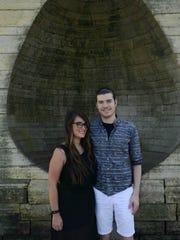 Megan Passage, 27 and Cory Wingardener, 24.