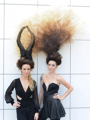 See starry-eyed 'dos at this year's Big Hair Ball at the Des Moines Art Center on Aug. 15.