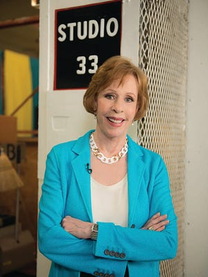 Carol Burnett hosted a classic variety series that ran for 11 seasons on CBS.