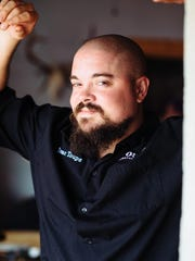 """Chef Isaac Toups is a contestant on season 13 of Bravo TV's """"Top Chef."""""""