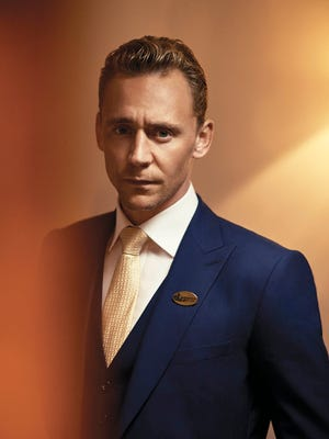 Tom Hiddleston as Jonathan Pine in AMC's 'The Night Manager.'