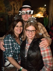 Lawn Gnome Publishing hosted their annual Flannel Ball,