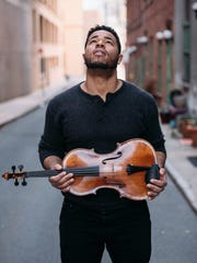 Drew Forde, a.k.a. That Viola Kid, is a member of the Sphinx Virtuosi group.