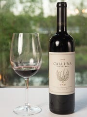 2014 Calluna Vineyard Cuvee