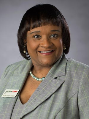 Edythe Hatter-Williams at Capital Area Michigan Works