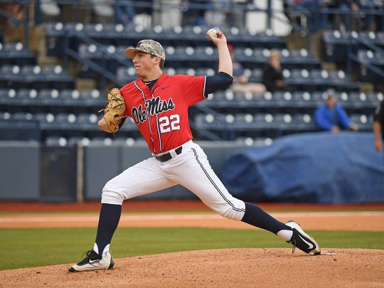 Ryan Rolison looks ti build off an impressive freshman season and get Ole Miss back into the NCAA Tournament.