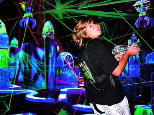 Stratum Laser Tag is located at 1455 S. Stapley Drive, Suite 11, Mesa.