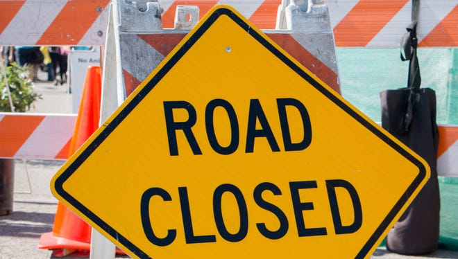 The Pa. 533 bridge over Lehman Run in Letterkenny Township will be closed to traffic.