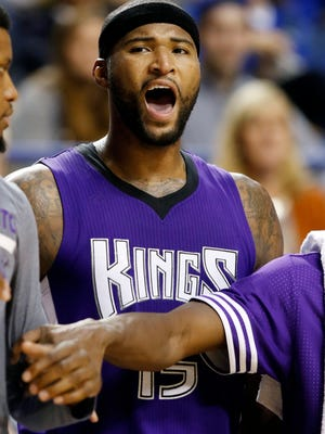 Sacramento Kings' DeMarcus Cousins told everyone he hates the Clippers.