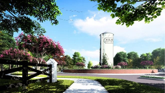 A 228-acre mixed use development, Silo Square, will bring a town square area to Southaven near Snowden Grove Park.