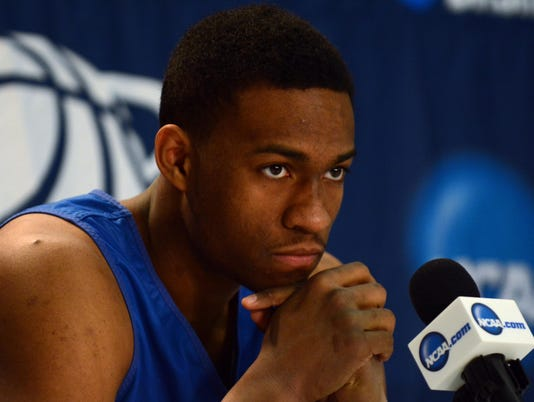 Duke's Jabari Parker declares for the NBA draft