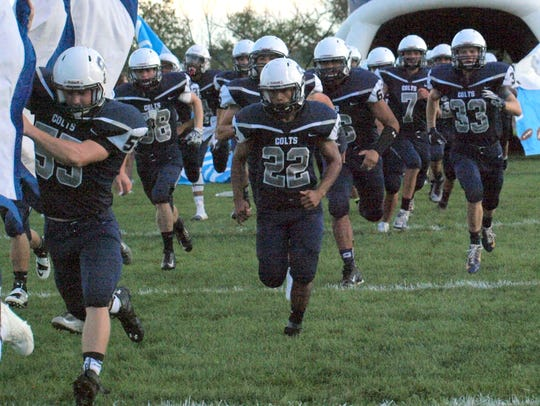 Silver High comes running out and will have to face