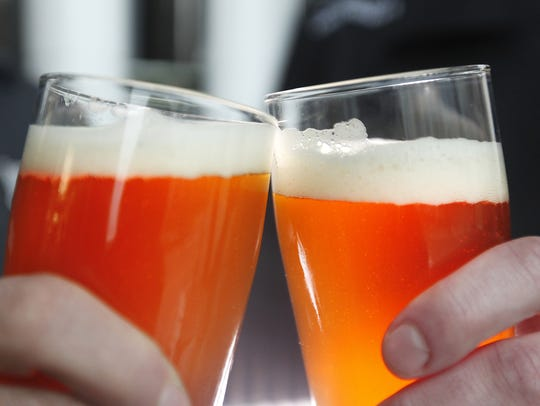 Moerlein Lager House is debuting a new beer to celebrate The Banks.