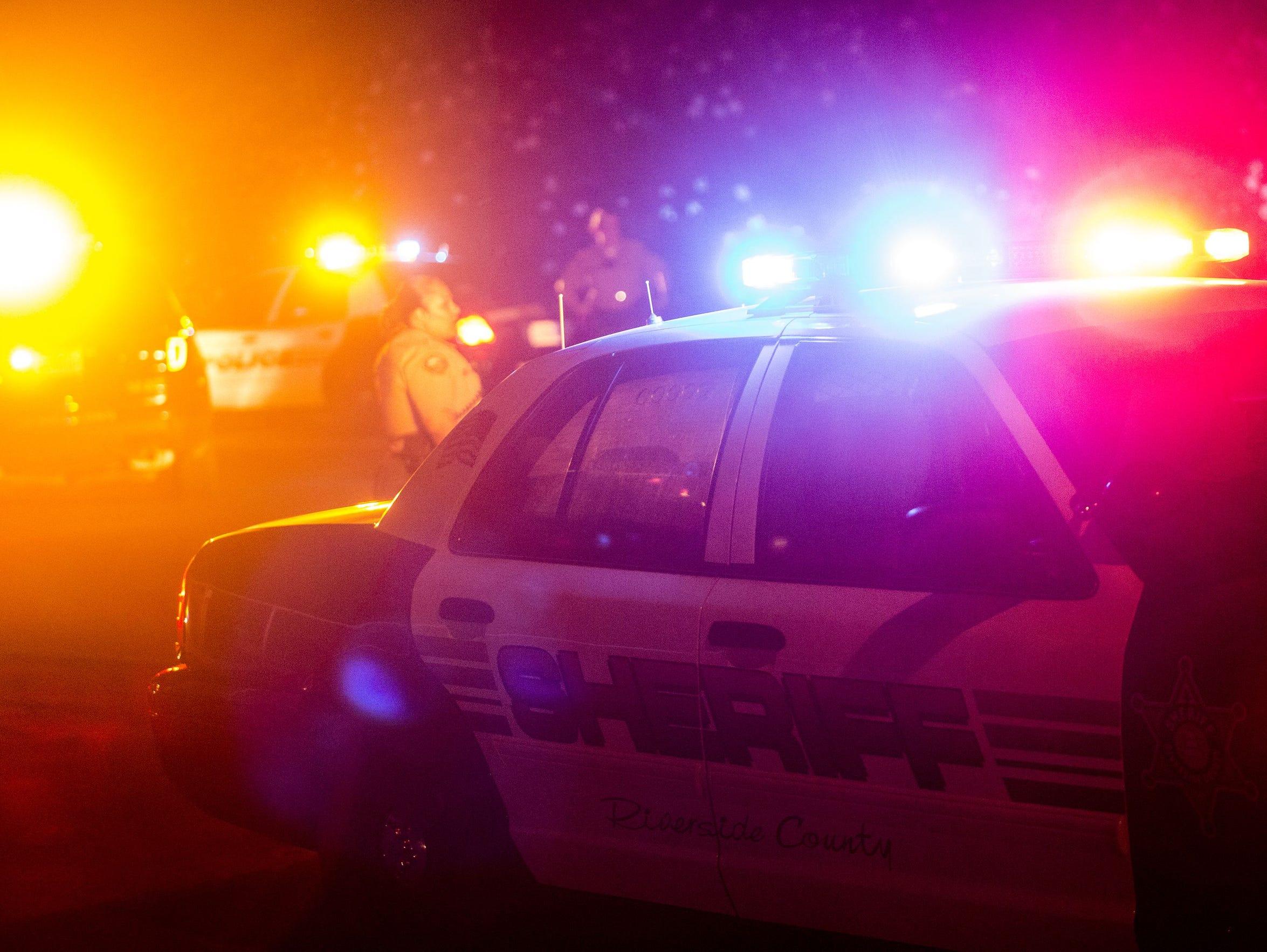 A Riverside County sheriff's deputy who was shot in